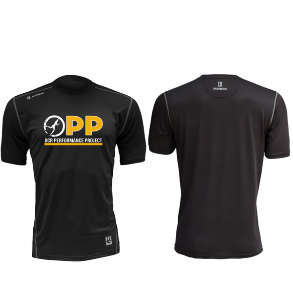 OCR Performance Project MudGear Fitted Race Jersey Short Sleeve v3 Pre-Order