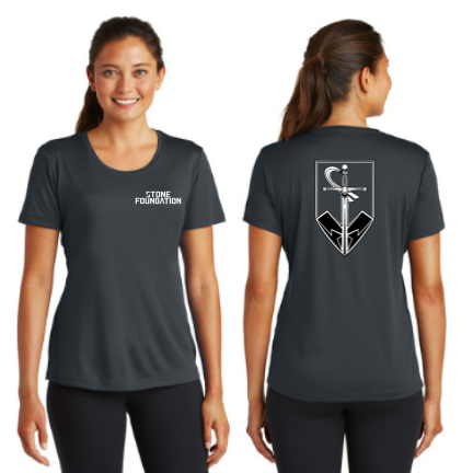 Stone Foundation Sport-Tek  Ladies Performance Tee Pre-Order