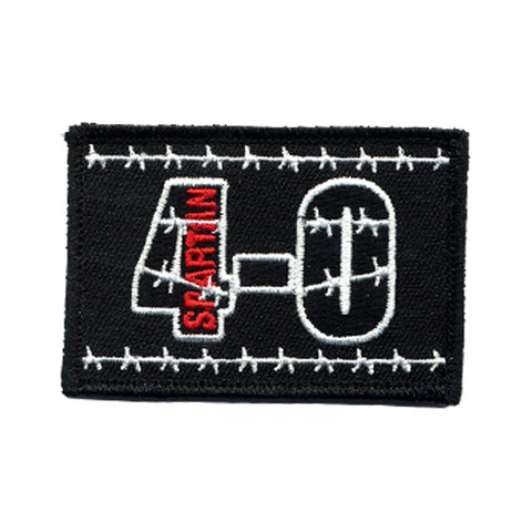 Spartan 4-0 Tactical Patches