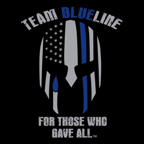 Team Blue Line MudGear Loose Tee v3 Short Sleeve Pre-Order