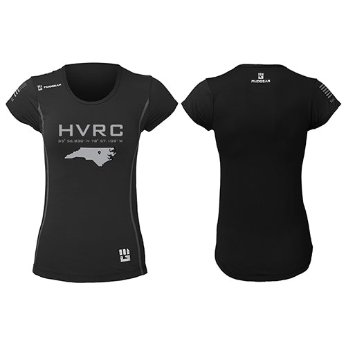 Hope Valley Ruck Club MudGear Women's Performance Short Sleeve Pre-Order