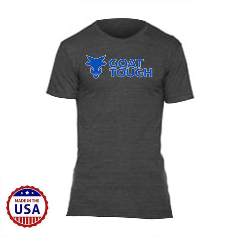 Goat Tough USA Made Men's Tri-Blend Tee Pre-Order