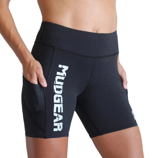 DHP OCR MudGear Women's Flex-Fit Race Shorts