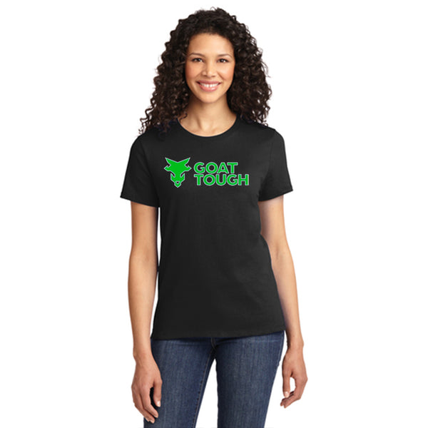 Goat Tough Port & Company Ladies Essential Tee Pre-Order