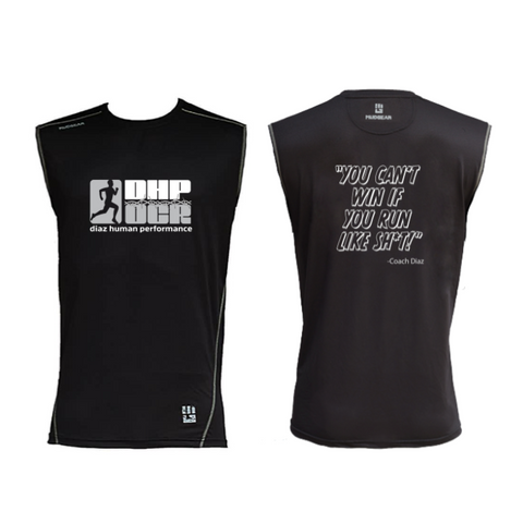 DHP OCR MudGear Fitted Race Jersey v3 Sleeveless Tee Pre-Order