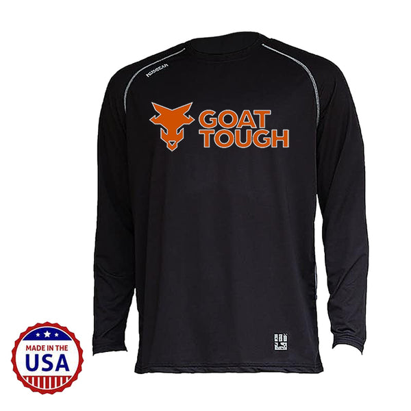 Goat Tough MudGear Loose Tee Long Sleeves Pre-Order