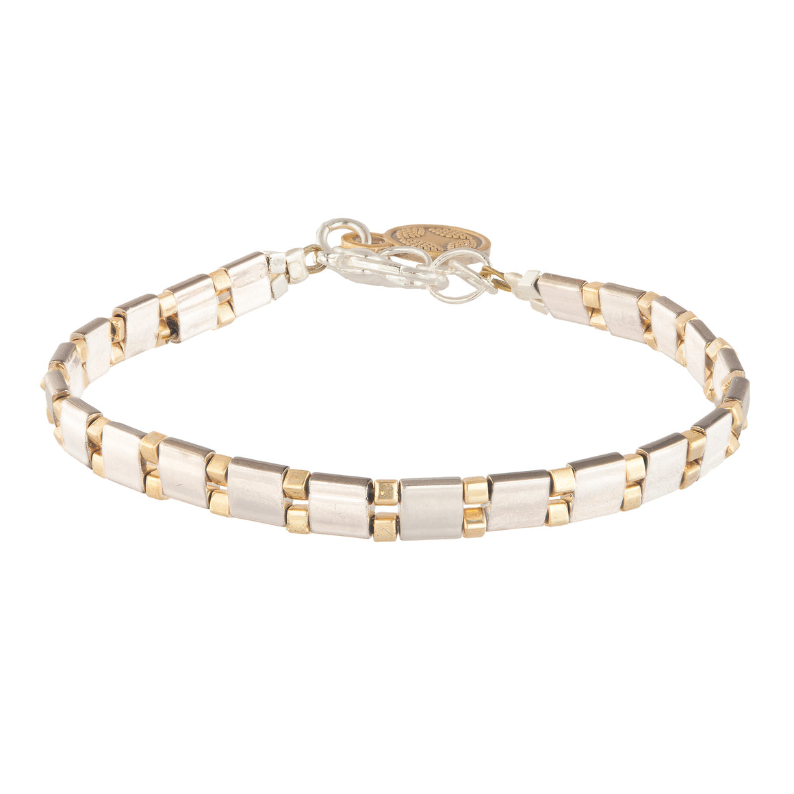 SWING BRACELETS | GOLD OR SILVER BASE