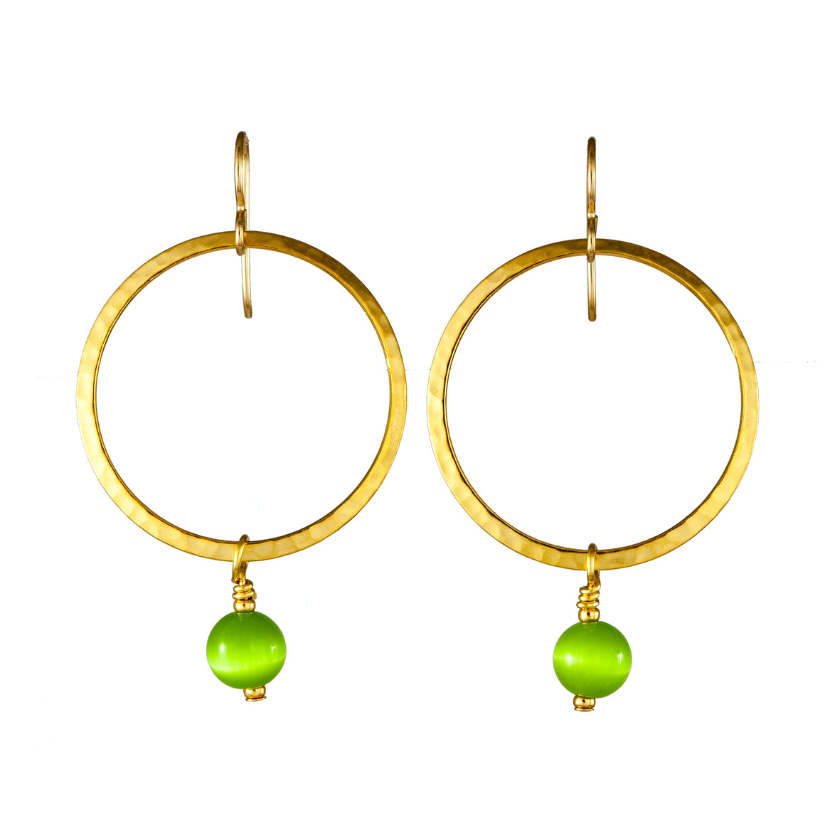 HOPE HOOP | EARRINGS