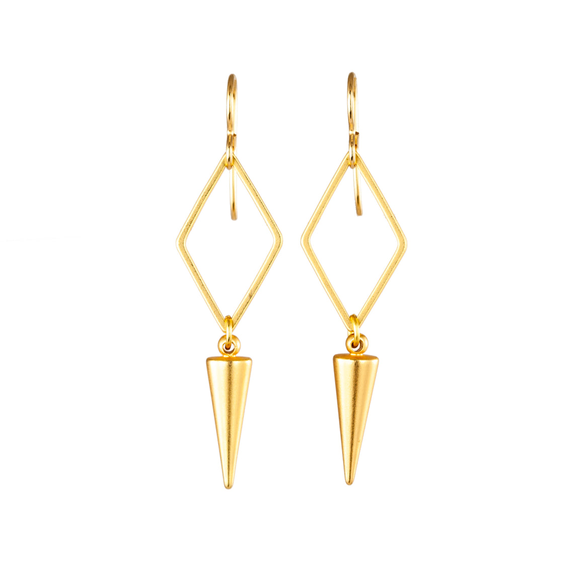 DIAMOND DOWSERS | EARRINGS
