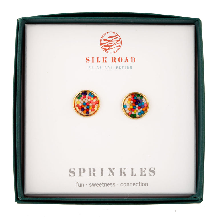Sprinkles | Stud Earrings