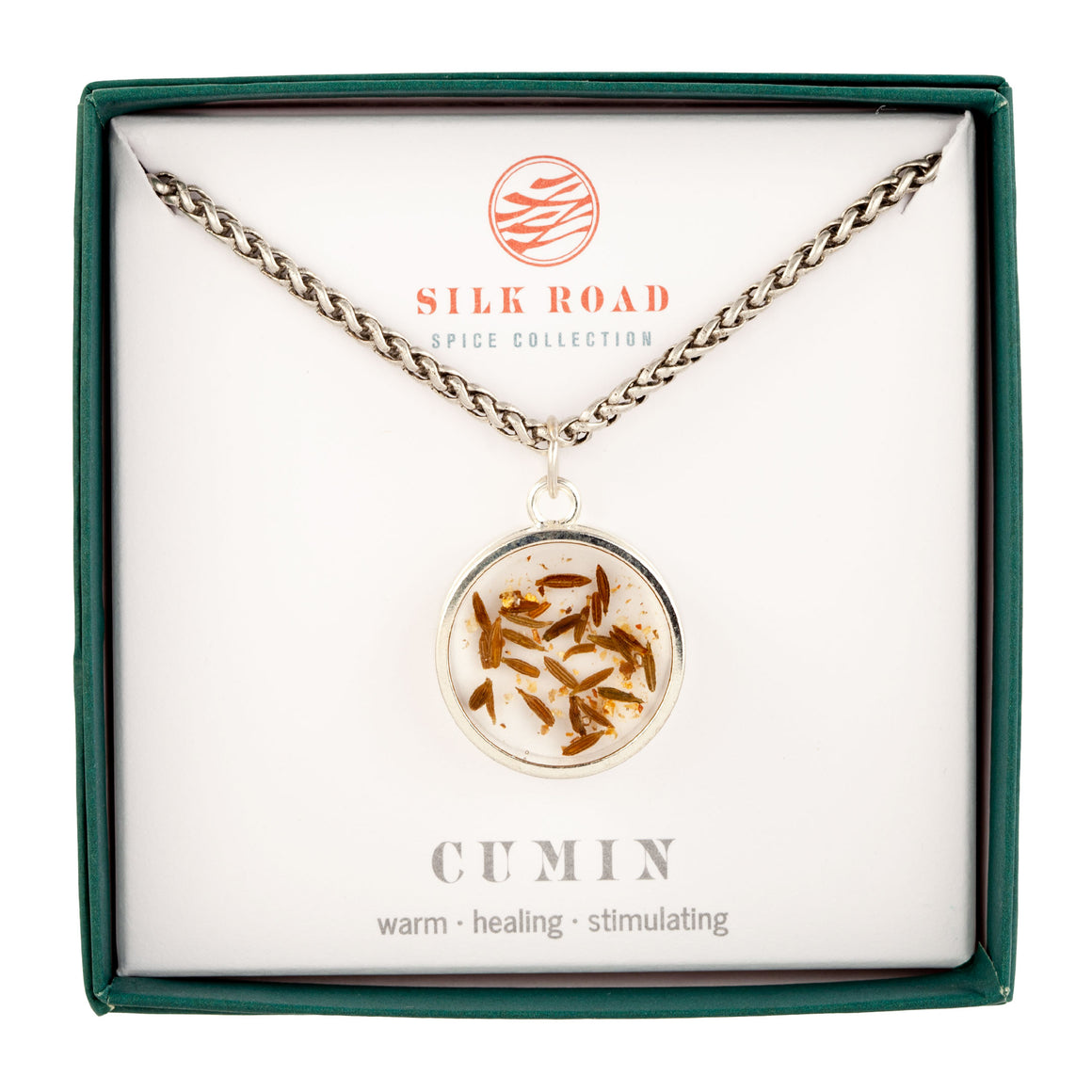 Cumin | Monocle Necklace