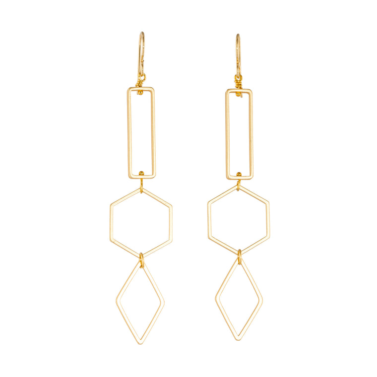 GEOMETRIC | EARRINGS