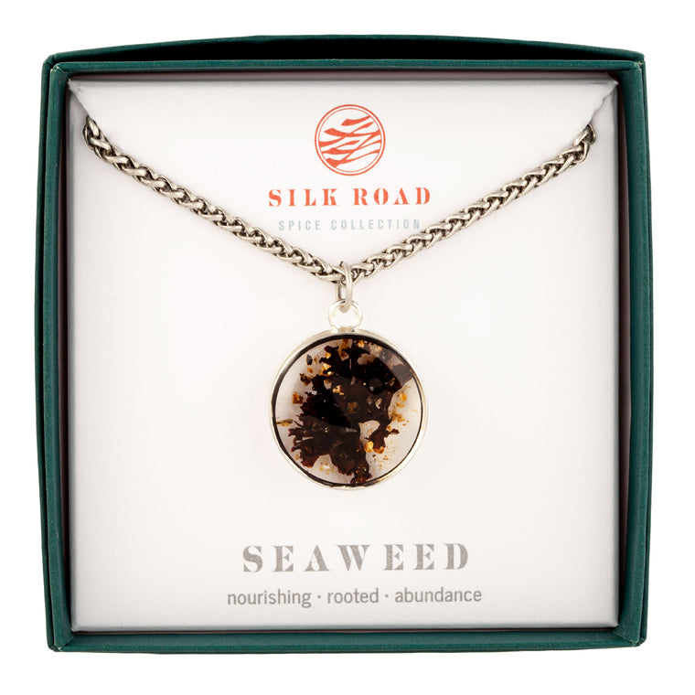 Seaweed | Monocle Necklace