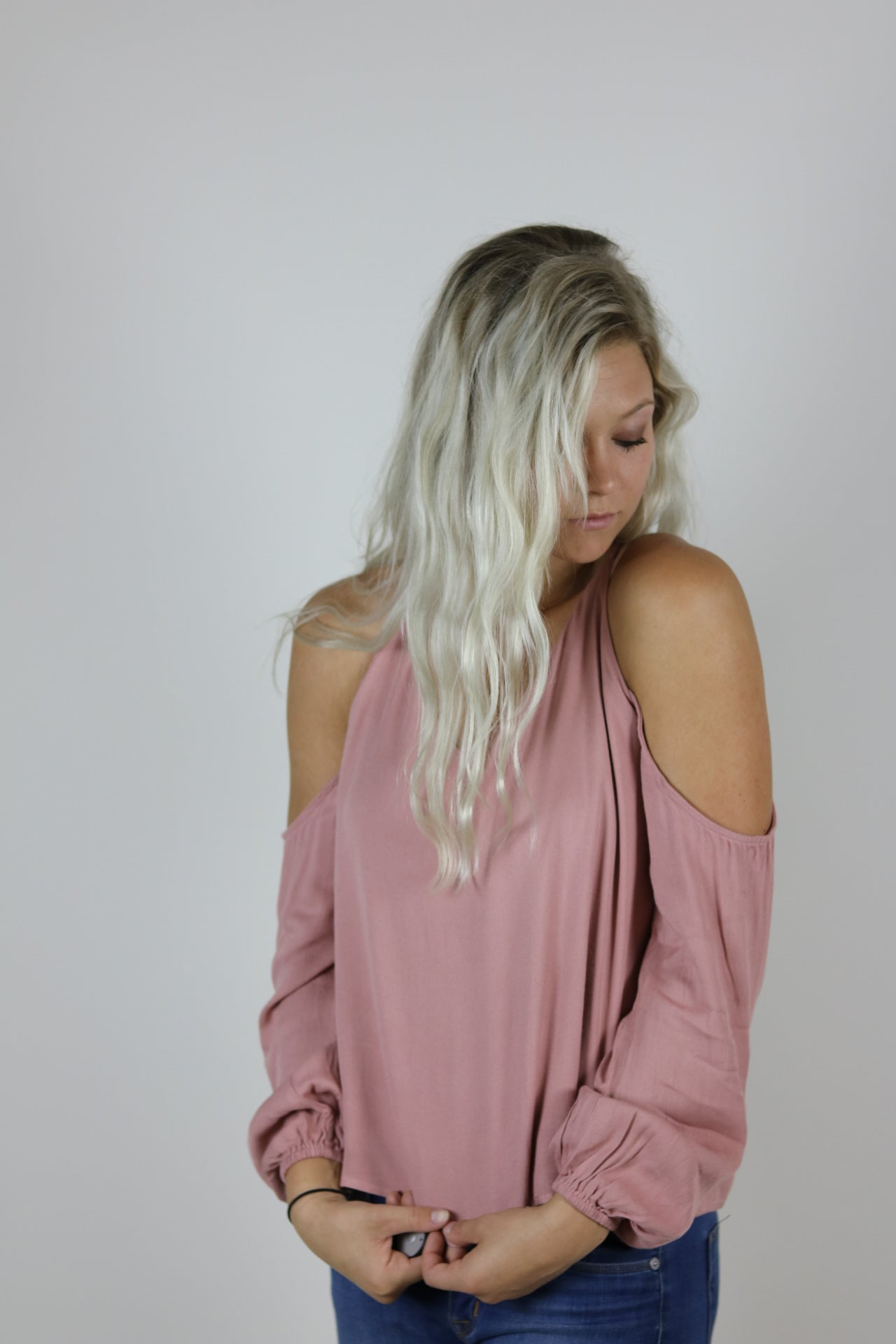 Delina Rose Top