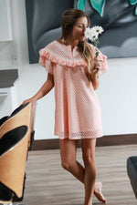 Ruffle Tunic Dress