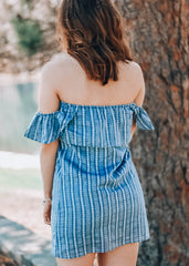 Cooper Off-Shoulder Dress