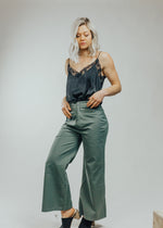 Olive Dominga Pant