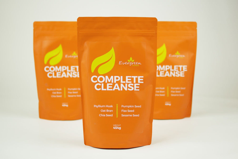 complete cleanse colon cleanse and great detox