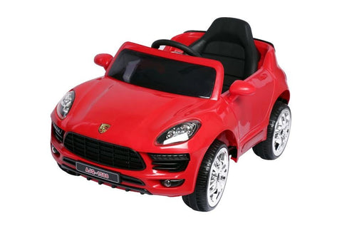 Kiddies Ride ON Battery Powered Cayenne -  Red