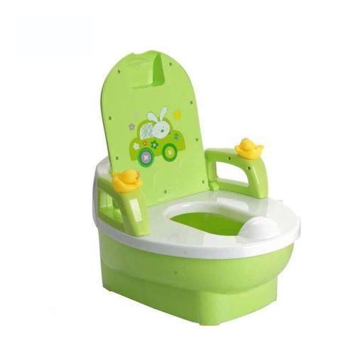 Children's Froggy Potty Trainer - Green