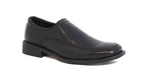 Men's Shoes - Formal Slip-Ons - Black