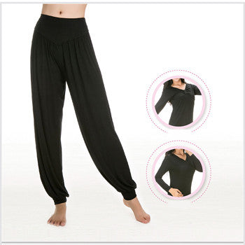 Bloomers Yoga Pants