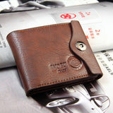 Men's Casual Bifold Wallet