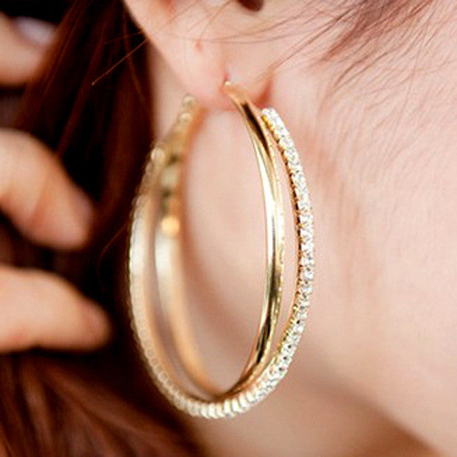 Hoop Earrings - 5cm