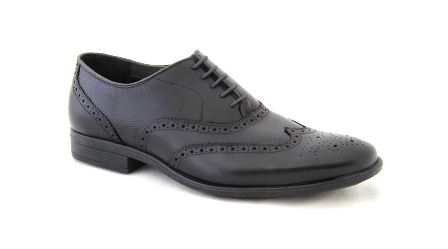 Men's Shoes - Hush Puppie Griffin Maddow Formal
