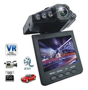 Dashboard Camera Video Recorder: HD Car DVR