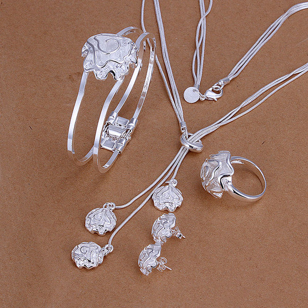 Rose Pendant Jewellery