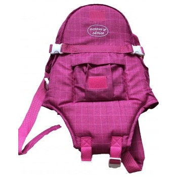 3 Way Elegant Baby Carrier - Pink