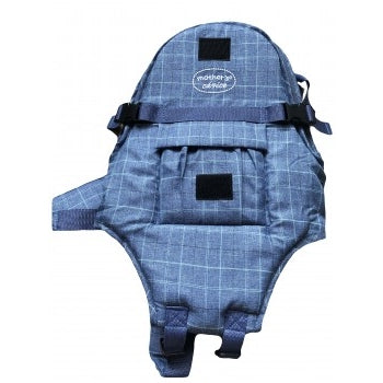 3 Way Elegant Baby Carrier - Blue
