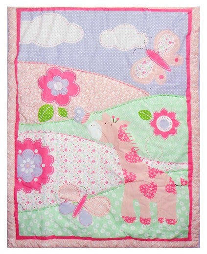 BABY QUILTS BUTTERFLY