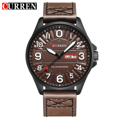 Men's Analog Curren Sport Watch