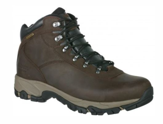 Hi-Tech Altitude V Ultra I WP Wide Leather Hiking Boot