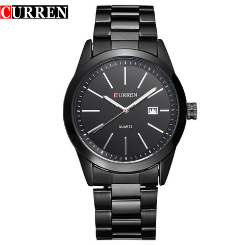 Men's Business Formal Curren Watches - 2 Styles