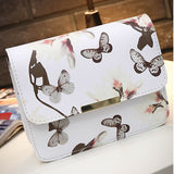 Butterfly Shoulder Tote Bag