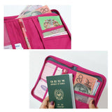 Passport Holder and Travel Wallet