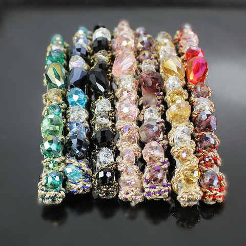 Crystal Rhinestone Barrette Hair Clips