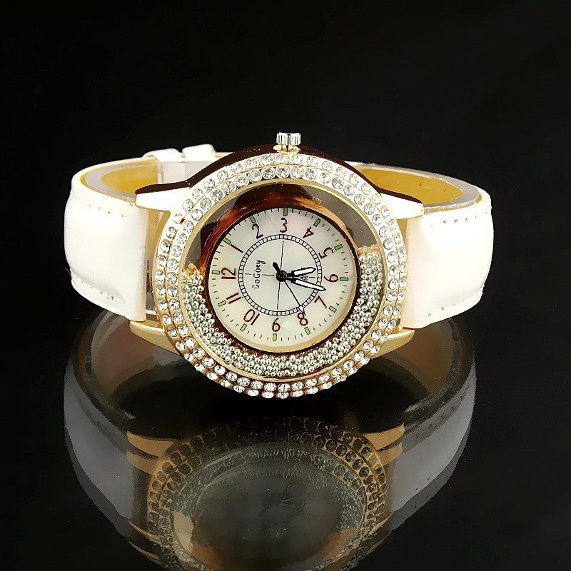 Ladies Casual Watch - White