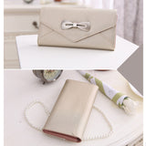 Ladies MultiFunctional Envelope Casual Wallets
