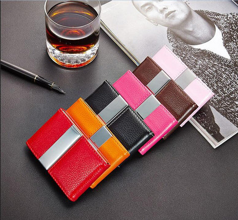 Men's Credit Card Holder - 4 Colours