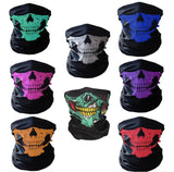 Cycling Windproof Skull Face Mask