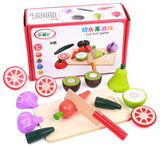 Cut Fruit Game For Todlers