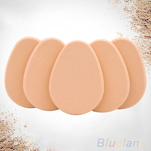 2pc Oval Facial Sponges