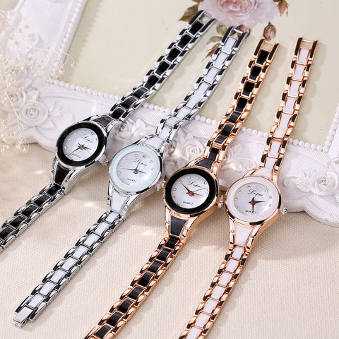 Ladies Bracelet Watch - 4 styles