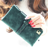 Ladies Elegant Casual Wallets