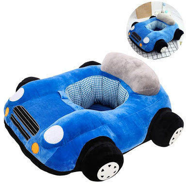 BABY SEAT SUPPORT SIT UP CHAIR SOFA PLUSH PILLOW - CAR