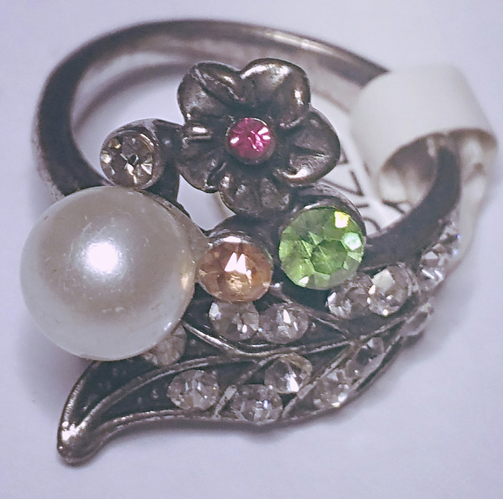 Floral Fashion Ring